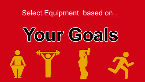 Which fitness equipment is best to reach your goals
