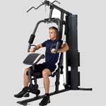 Home gym to build muscle